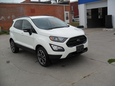 2020 Ford EcoSport for sale in Rushville, NE