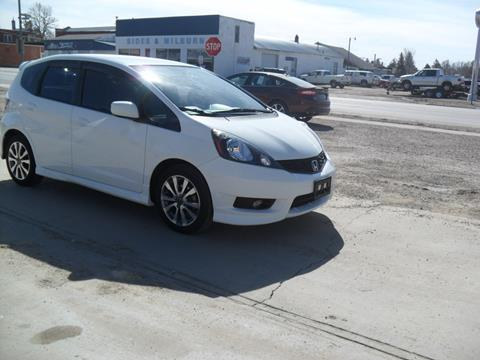 2013 Honda Fit for sale in Rushville, NE