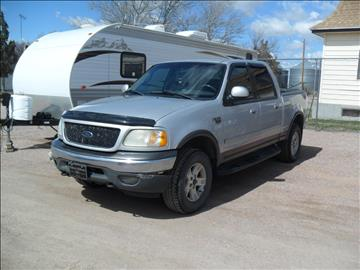2002 Ford F-150 for sale in Rushville, NE