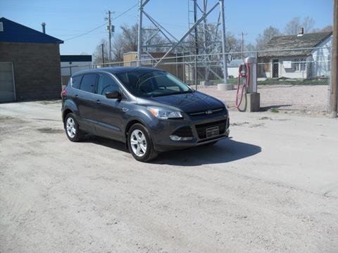 2015 Ford Escape for sale in Rushville, NE
