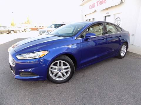 2015 Ford Fusion for sale in Denver, CO