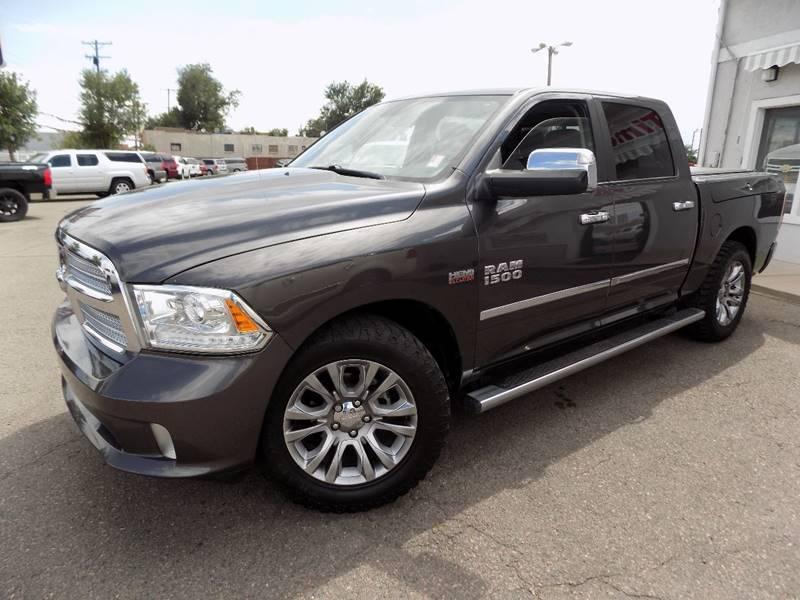 Ram Used Cars Pickup Trucks For Sale Denver Car Time