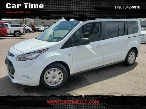 2016 Ford Transit Connect Wagon for sale in Denver, CO
