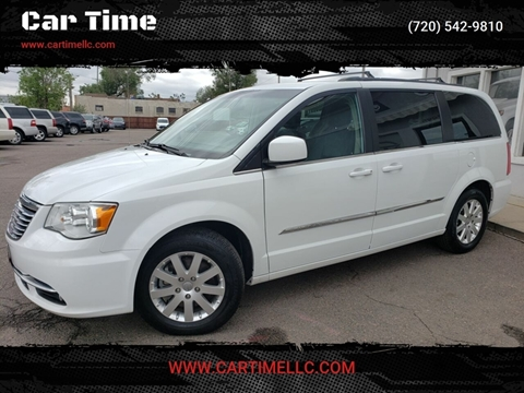 2016 Chrysler Town and Country for sale in Denver, CO