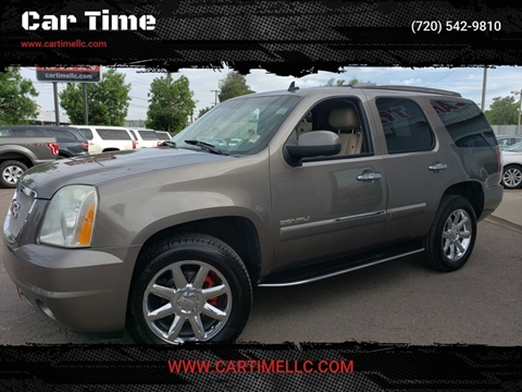2011 GMC Yukon for sale in Denver, CO