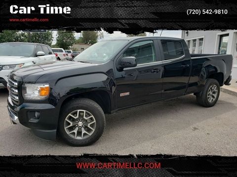 2016 GMC Canyon for sale in Denver, CO