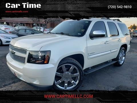 2008 Tahoe For Sale >> 2008 Chevrolet Tahoe For Sale In Denver Co