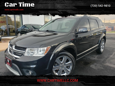 2012 Dodge Journey for sale at Car Time in Denver CO