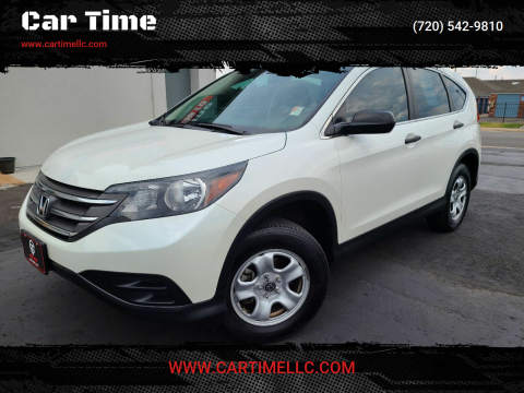 2014 Honda CR-V for sale at Car Time in Denver CO