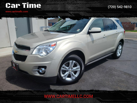 2015 Chevrolet Equinox for sale at Car Time in Denver CO