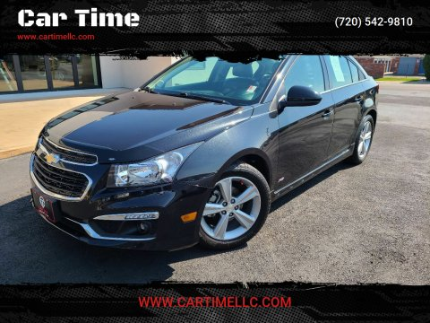 2016 Chevrolet Cruze Limited for sale at Car Time in Denver CO