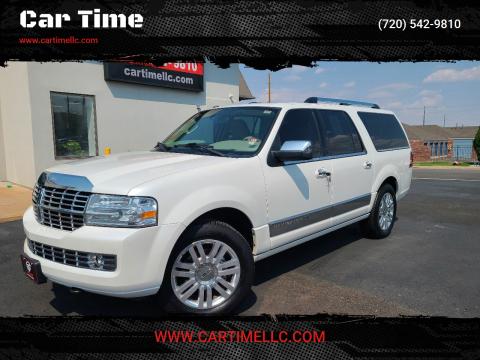 2012 Lincoln Navigator L for sale at Car Time in Denver CO