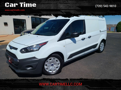 2017 Ford Transit Connect Cargo for sale at Car Time in Denver CO