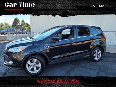 2014 Ford Escape for sale at Car Time in Denver CO