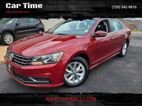 2016 Volkswagen Passat for sale at Car Time in Denver CO