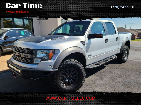 2011 Ford F-150 for sale at Car Time in Denver CO