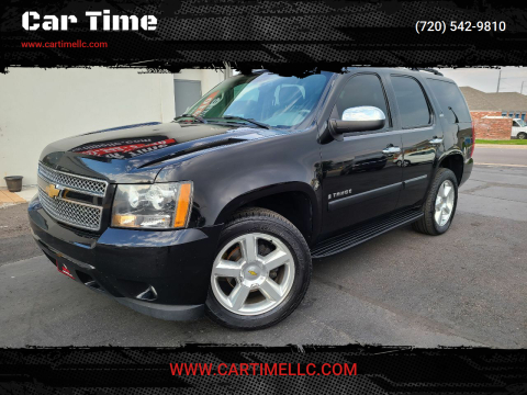 2007 Chevrolet Tahoe for sale at Car Time in Denver CO