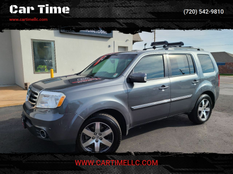 2012 Honda Pilot for sale at Car Time in Denver CO