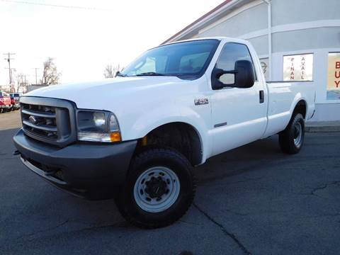 2004 Ford F-250 Super Duty for sale in Denver, CO