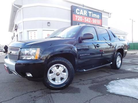 2012 Chevrolet Avalanche for sale in Denver, CO