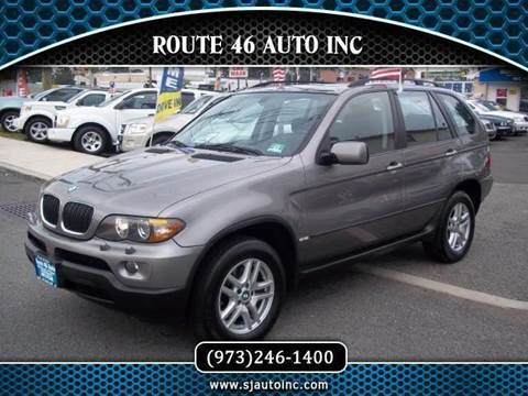 2006 BMW X5 for sale at Route 46 Auto Sales Inc in Lodi NJ