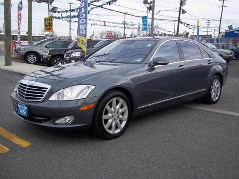 2007 Mercedes-Benz S-Class for sale at Route 46 Auto Sales Inc in Lodi NJ