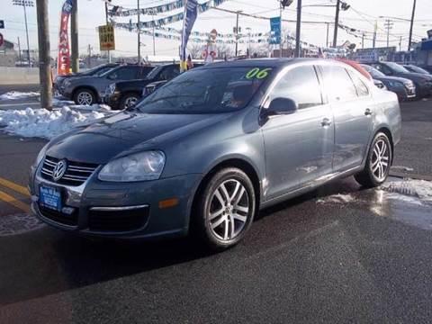 2006 Volkswagen Jetta for sale at Route 46 Auto Sales Inc in Lodi NJ