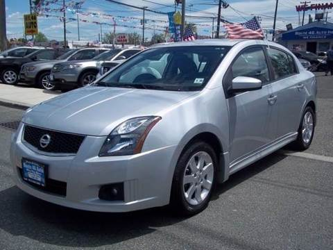 2011 Nissan Sentra for sale at Route 46 Auto Sales Inc in Lodi NJ