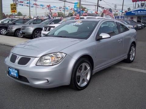 2008 Pontiac G5 for sale at Route 46 Auto Sales Inc in Lodi NJ