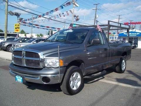 2005 Dodge Ram Pickup 1500 for sale at Route 46 Auto Sales Inc in Lodi NJ