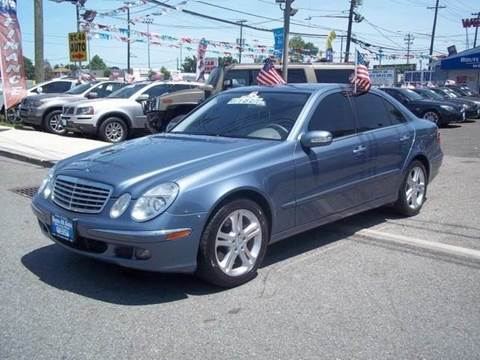 2006 Mercedes-Benz E-Class for sale at Route 46 Auto Sales Inc in Lodi NJ