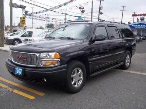 2004 GMC Yukon XL for sale at Route 46 Auto Sales Inc in Lodi NJ