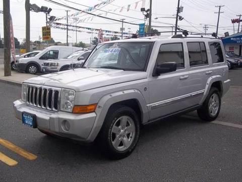 2007 Jeep Commander for sale at Route 46 Auto Sales Inc in Lodi NJ