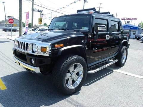 2008 HUMMER H2 SUT for sale at Route 46 Auto Sales Inc in Lodi NJ