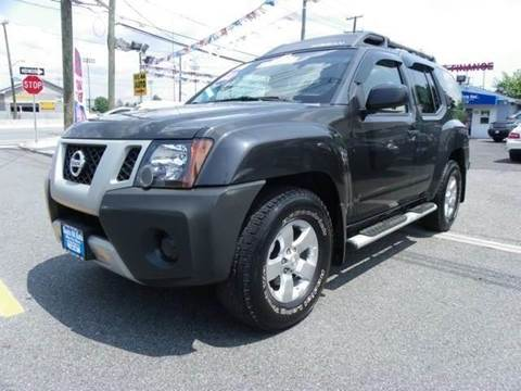 2009 Nissan Xterra for sale at Route 46 Auto Sales Inc in Lodi NJ
