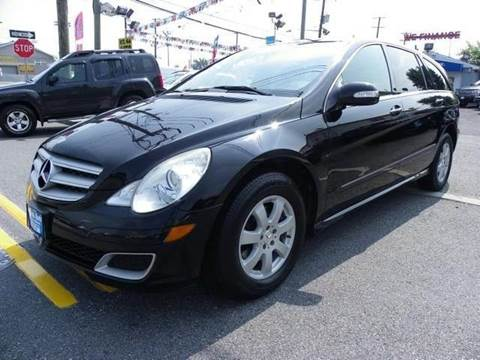 2007 Mercedes-Benz R-Class for sale at Route 46 Auto Sales Inc in Lodi NJ