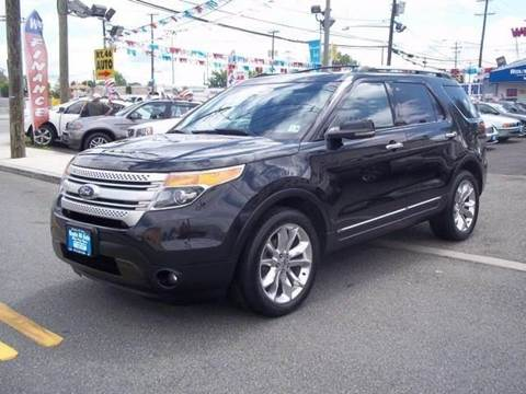 2011 Ford Explorer for sale at Route 46 Auto Sales Inc in Lodi NJ
