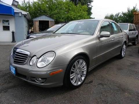 2008 Mercedes-Benz E-Class for sale at Route 46 Auto Sales Inc in Lodi NJ