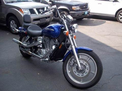 2006 Honda VT1100C for sale at Route 46 Auto Sales Inc in Lodi NJ