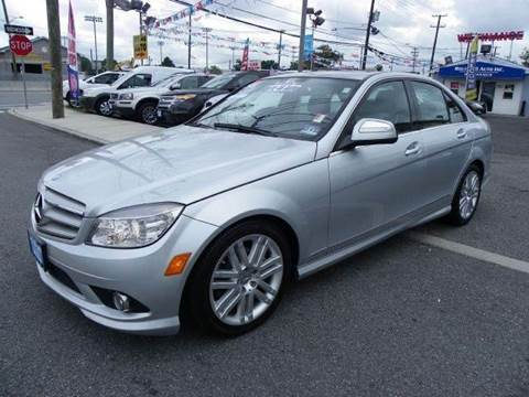 2009 Mercedes-Benz C-Class for sale at Route 46 Auto Sales Inc in Lodi NJ