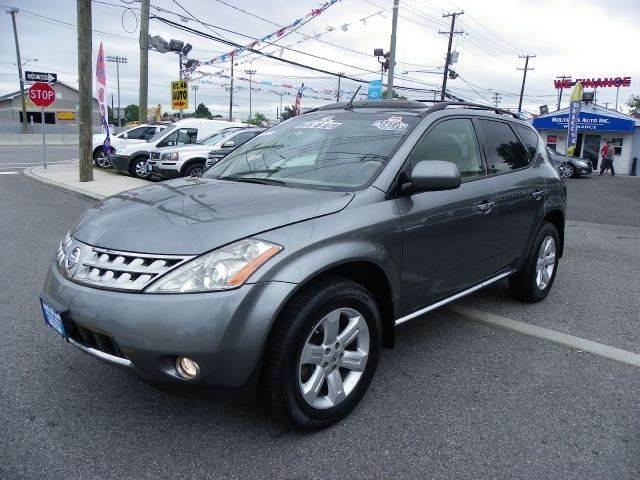 2007 Nissan Murano for sale at Route 46 Auto Sales Inc in Lodi NJ