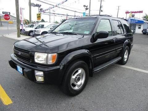 1999 Infiniti QX4 for sale at Route 46 Auto Sales Inc in Lodi NJ