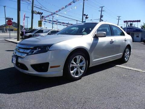 2012 Ford Fusion for sale at Route 46 Auto Sales Inc in Lodi NJ