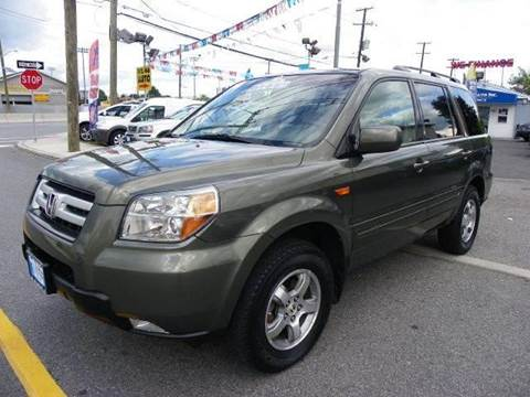 2006 Honda Pilot for sale at Route 46 Auto Sales Inc in Lodi NJ