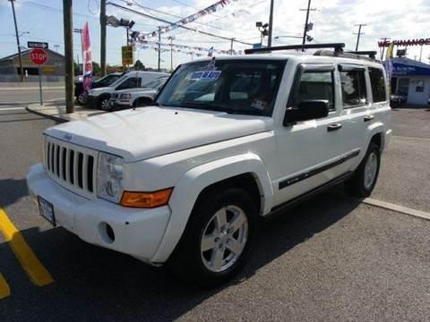 2006 Jeep Commander for sale at Route 46 Auto Sales Inc in Lodi NJ