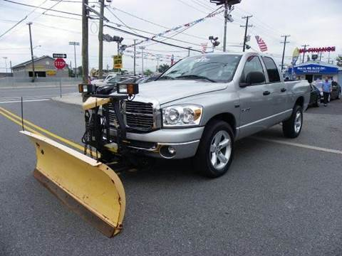2008 Dodge Ram Pickup 1500 for sale at Route 46 Auto Sales Inc in Lodi NJ
