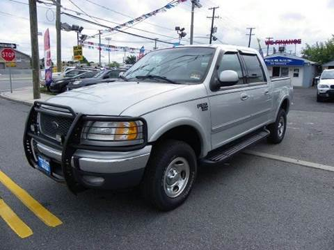 2001 Ford F-150 for sale at Route 46 Auto Sales Inc in Lodi NJ