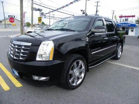 2007 Cadillac Escalade EXT for sale at Route 46 Auto Sales Inc in Lodi NJ