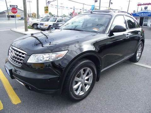 2008 Infiniti FX35 for sale at Route 46 Auto Sales Inc in Lodi NJ