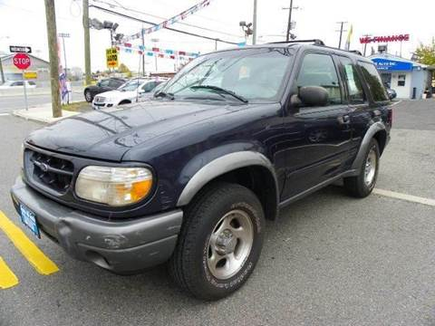 2000 Ford Explorer for sale at Route 46 Auto Sales Inc in Lodi NJ